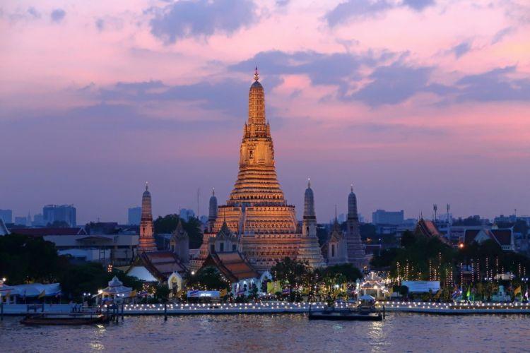 タイは日本人に合った生活環境で物価も安いためおすすめ