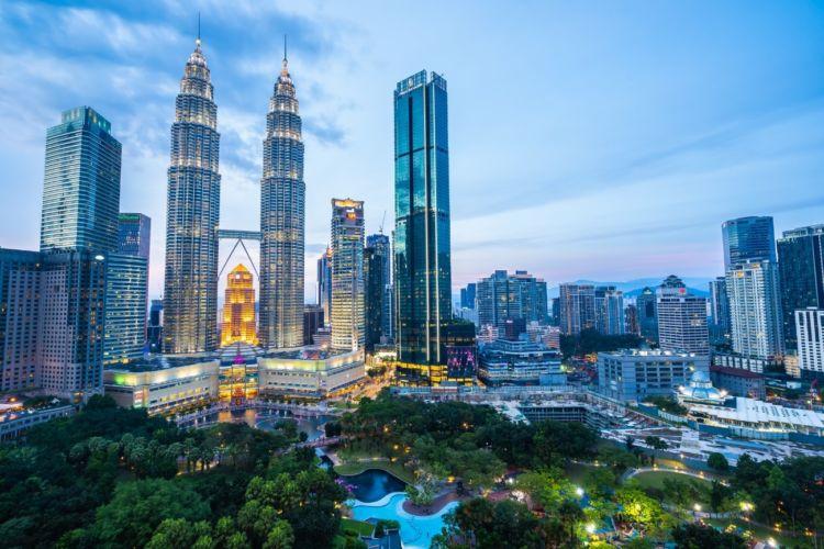 マレーシアは物価が安く治安もよいためおすすめ