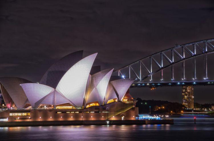 オーストラリアは治安が良く自然に囲まれた生活環境が魅力