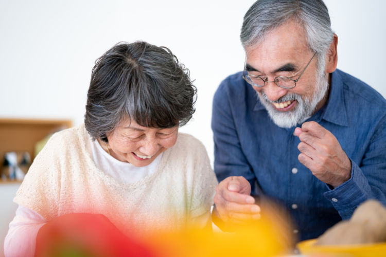 老後夫婦に必要な生活費は?一般的な暮らしとゆとりのある暮らしの必要生活費とは