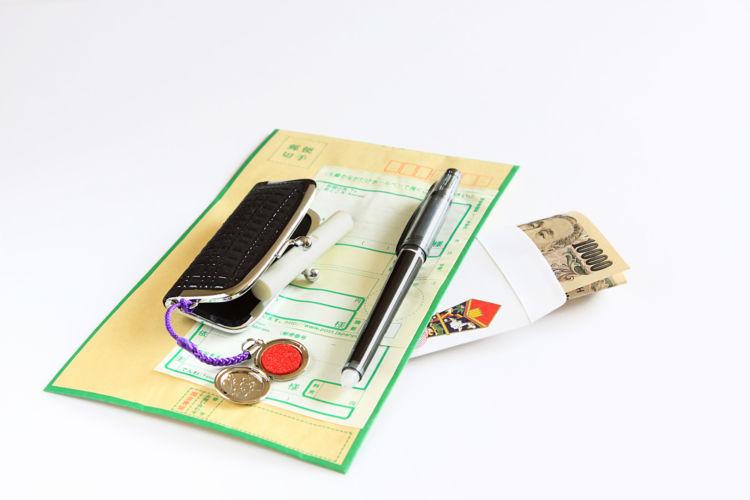 お金の郵送はNG!現金を送る「現金書留」や「為替証書」などの郵送手段を紹介