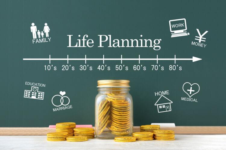 年代やライフスタイルで異なる貯蓄の目的と目標額