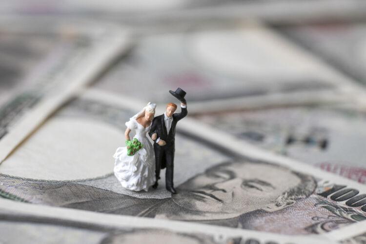 大人なら押さえておきたい結婚式のお金のマナー