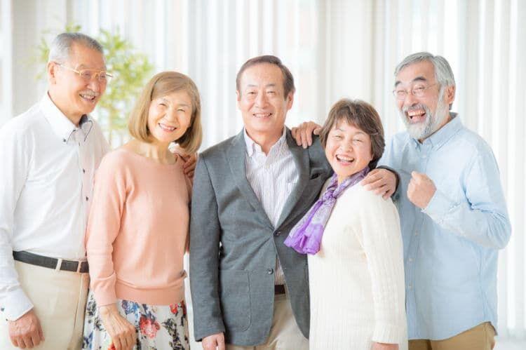 長生きになった日本人