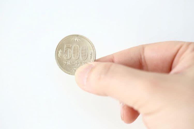 日本の硬貨はどんな材質でできている?