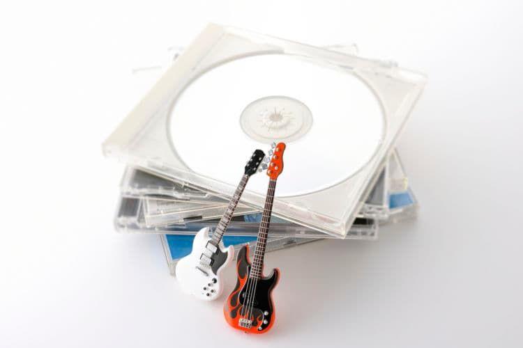 音楽業界の印税の仕組み