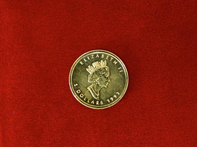 金貨を綺麗にする方法