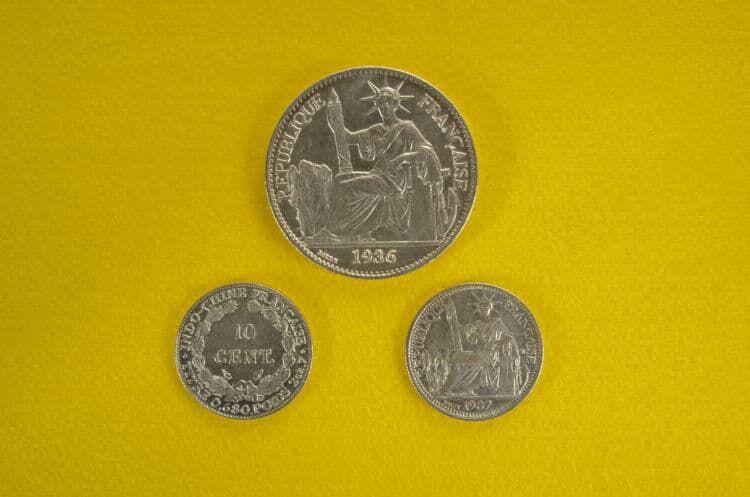 銀貨を綺麗にする方法