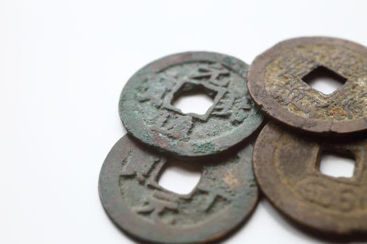 戦国時代のお金事情!貨幣経済の発展の背景とは
