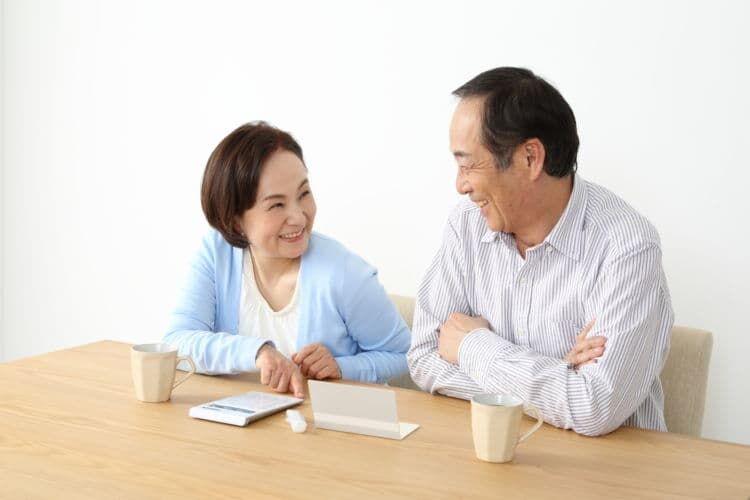50代、共働き夫婦の場合