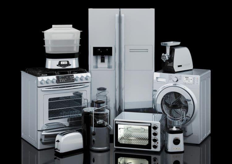 6位:家電(キッチン・生活系、冷蔵庫、電子レンジなど)