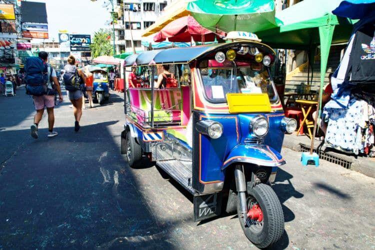 タイでの基本的な生活費