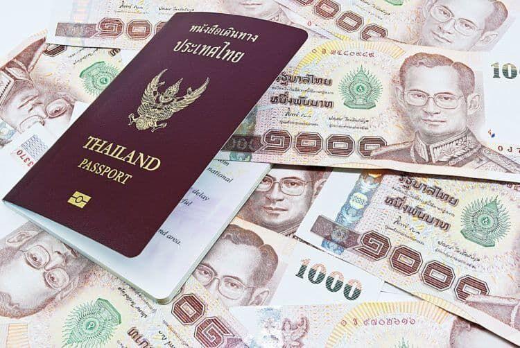 タイに住む場合に重要な出費