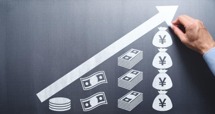 ドルコスト平均法のメリット