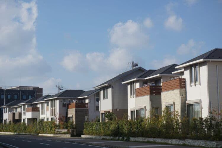 そもそも「建売住宅」と「分譲住宅」の違いは?