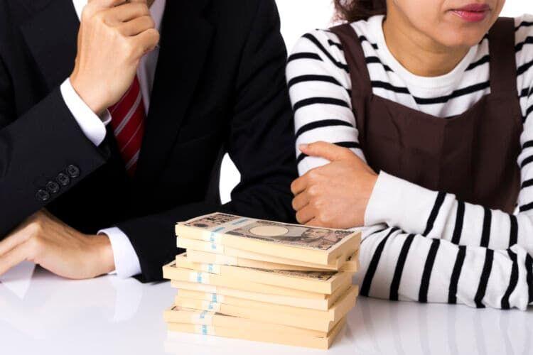 熟年離婚の経済的メリット