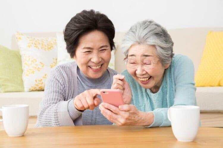 5. SNS(ソーシャルネットワークサービス)〜オンラインだからできる気軽な家族や友人との交流〜
