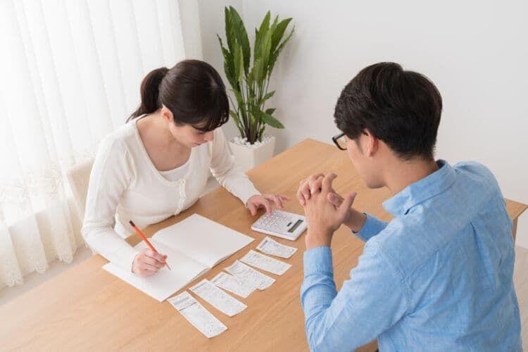管理術③ 家計簿をつける