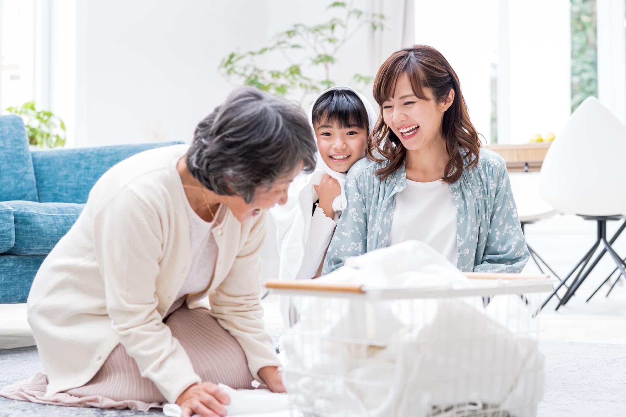 両親や祖父母などの贈与も減税対象に