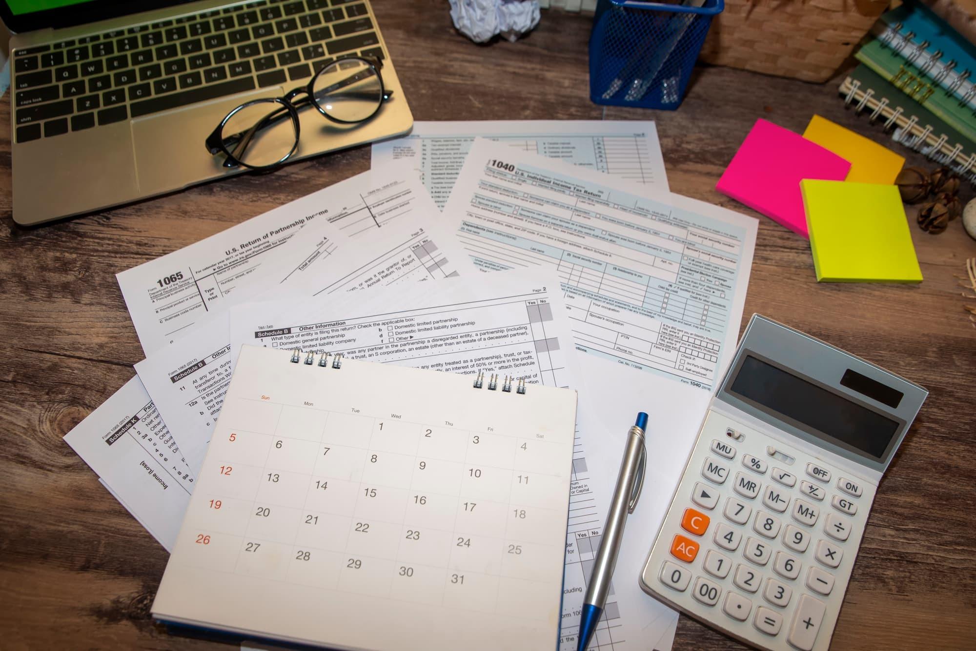 減税制度を利用するため必要な書類と手続き