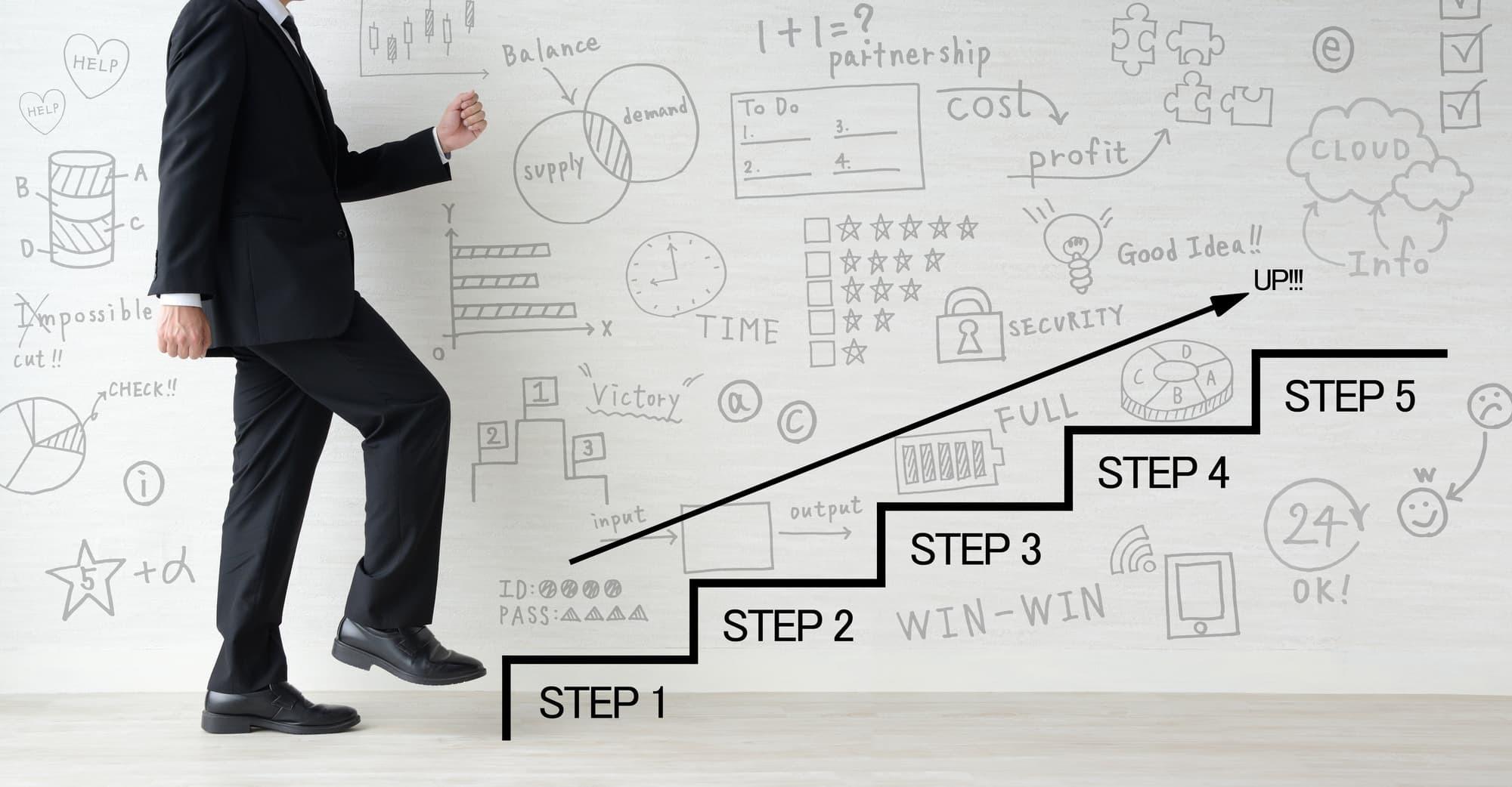 50歳からの転職を成功させる5つのポイント